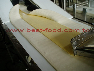Bakery Products - Various Dough Wrapper, Pie Products